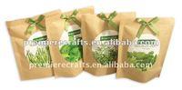 Garden kraft paper grow bag