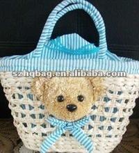2012 fashion straw bag