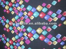 2012 new design 20D*26D digital printed chiffon fabric