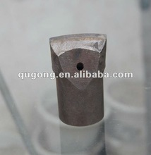 mining cone shaped rock sds drill bits for pvc