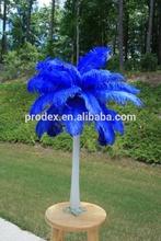 Artificial Ostrich feather wedding decoration