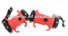 Skate Buds,Heel Skate,Flashing Roller from Wal-mart approved factory(OEM color+EN71)