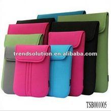 hot sale lady fashion different colors neoprene laptop bag