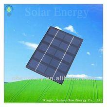 18V5W pet laminated solar