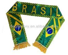 polyester handmade scarf
