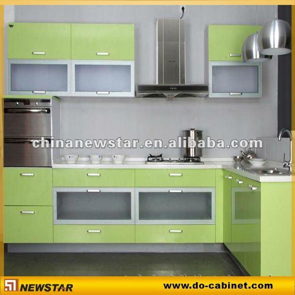 Verde MDF muebles de cocinaCocinasIdentificación del producto