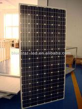 Competitive price high efficiency 150W Mono solar panel