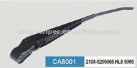 China wiper arm, CA8001,2108-5205065 HL8 5065