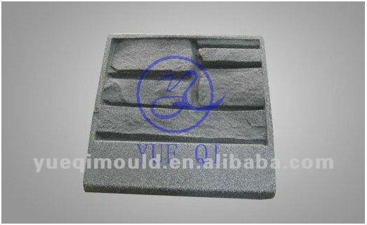 Piedra artificial de pl stico del molde por rotomoldeo - Moldes piedra artificial ...