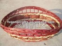 wicker gift baskets