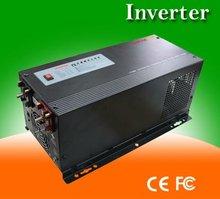Compare Pure Sine Wave Solar System Inverter 4KW DC 24v to 220v