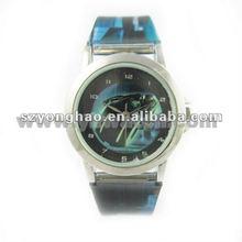 Hotsale!! customized fashion 2012 image watch
