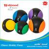 rubber medicine ball-2lb