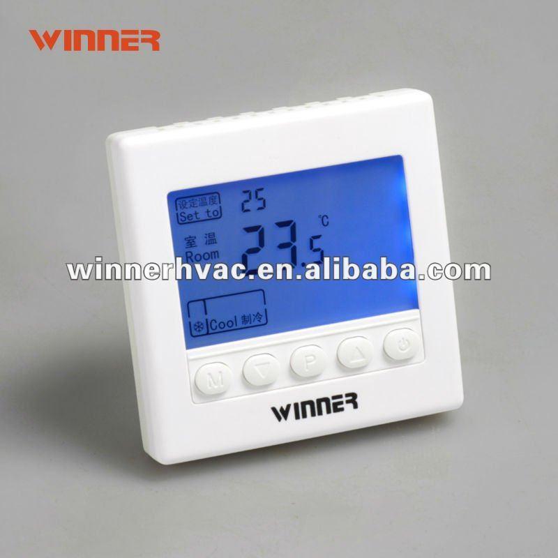 modbus lcd room thermostat