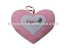 WMR2013-662 heart shape cushion