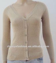 2012 Lady fashion gardigan sweater