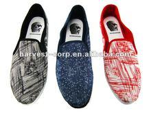 Men casual canvas shoes