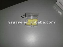 PU Foam cylindrical hearing protection earplugs