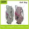 Lady Golf Bag with wheels