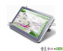 GPS with radar detector