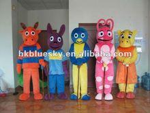 NO.2712 character backyardigans cartoon costume