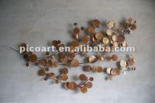 Copper Wall Art,Metal Copper Artwork in Modern Designs