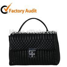 Custom logo leather fashion OEM handbag