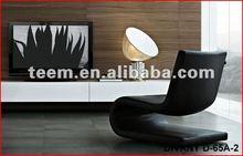 euro luxury sofa NO.1 teak leather sofa