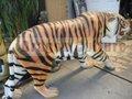 Tierpark-Ausrüstung animatronic Tiertiger
