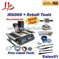 Wholesale High-tech IR6000 Infrared Bga Rework Station + BGA Accessories