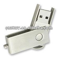 Mini 1gb usb flash drive,mini metal swivel design usb pendrive