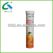new formulation,vitamin c effervescent tablets