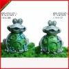 Frog garden sculptures for garden landscape products
