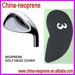 Neoprene Golf Club Head Cover