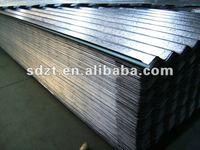 ASTM JIS GB ISO9001:2000 corrugated sheet roofing tile Zinc coating:60-140g/m2 galvanized corrugated sheet