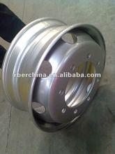 19.5*7.5 heavy truck wheel
