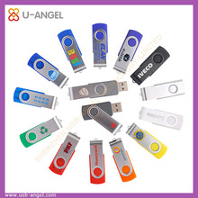 A variety of classic rotating flash drive