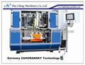 alemania zahoransky 5 automático del eje escoba cnc tufting máquina