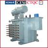 ladle refining furnace transformer 2400 KVA kva MVA mva 10 33 KV kv