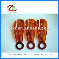 custom plastic shoe horn for gift sale