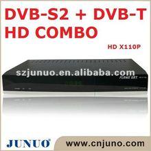 dvbs2+dvbt hd receiver