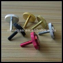 aluminum machine screws