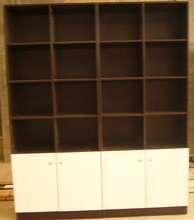 Kitchen cabinet ikea designs furniture 2 door pantry in melamine finished