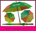البطيخ صور التلوين رواج مظلة، مظلة مع مقبض زر