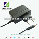 18W Universal AC Adapter,switching power adapter,eu to swiss plug adapter