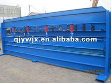 Manual Zinc Stainless Sheet Metal Bending Machinery