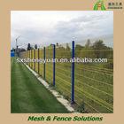 Pvc Coating Welded Wire Fense(SGS Certif