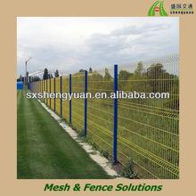 Pvc Coating Welded Wire Fense(SGS Certified)