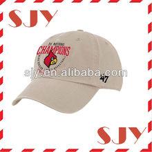 Fashion Mens Embroidered Cotton Baseball Caps