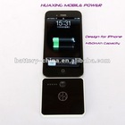 HUAXING 1450mAh Travel Battery Charger Mobile Power for iPhone 3GS/4/4S